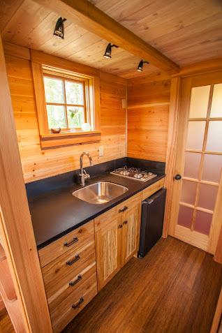 Tiny House | TAPROOT ARCHITECTS